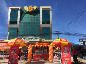 CPC new branch office in Siem Reap